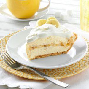 Favorite Banana Cream Pie
