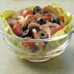 Simple Marinated Mushroom Salad