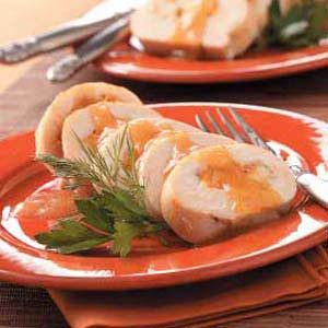Easy Apple-Stuffed Chicken Breasts