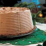 Contest-Winning Chocolate Angel Food Cake