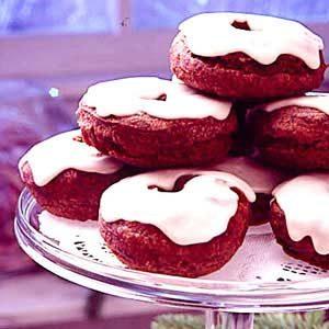 Chocolate Cinnamon Doughnuts