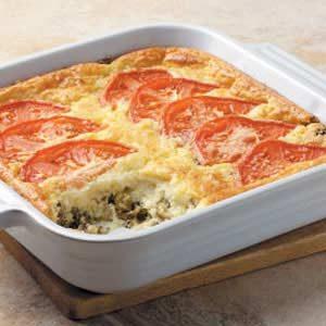Veggie Cheese Casserole