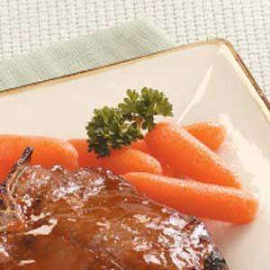Maple Baby Carrots