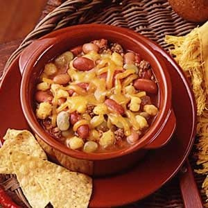 Contest-Winning Taco Soup