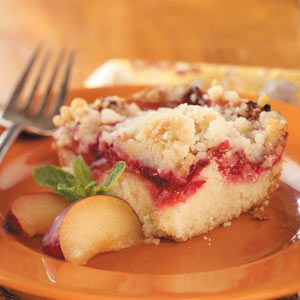 Viennese Plum Cake