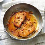Honey-Pecan Pork Chops