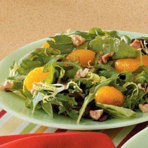 Mandarin Mixed Green Salad