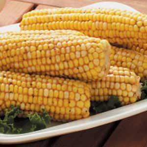 Cajun Buttered Corn