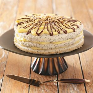 Old-Fashioned Poppy Seed Torte
