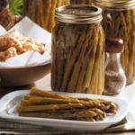 Sweet Pickled Asparagus