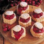 Cherry Cheesecake Tarts