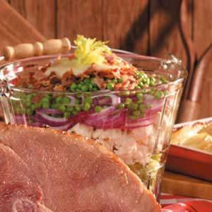 Snortin' Good Salad