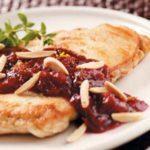 Almond Cranberry Chicken