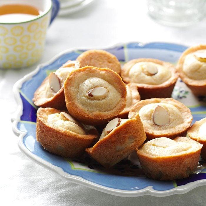 Almond Tea Cakes