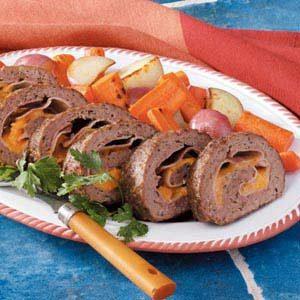 Meat Loaf Supper