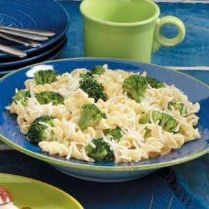 Noodles with Broccoli