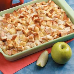 Toffee Apple French Toast