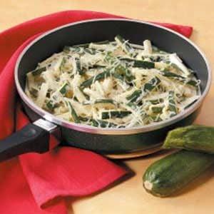 Creamy Zucchini