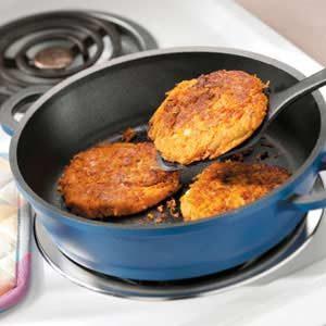 Gingered Sweet Potato Pancakes