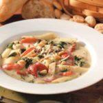 Florentine Chicken Soup