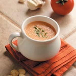 Garlic Tomato Soup
