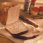 Gingerbread Oatmeal Bread