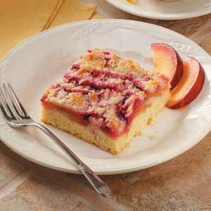 Plum Streusel Kuchen
