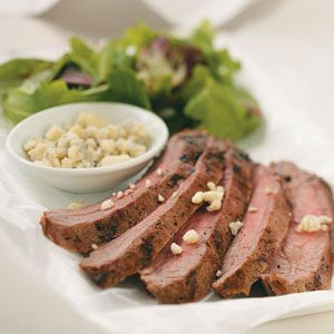 Blue Cheese Flank Steak