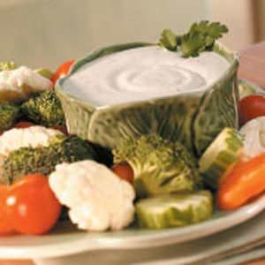 A Touch of Greek Dip
