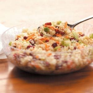 Calico Cranberry Couscous Salad