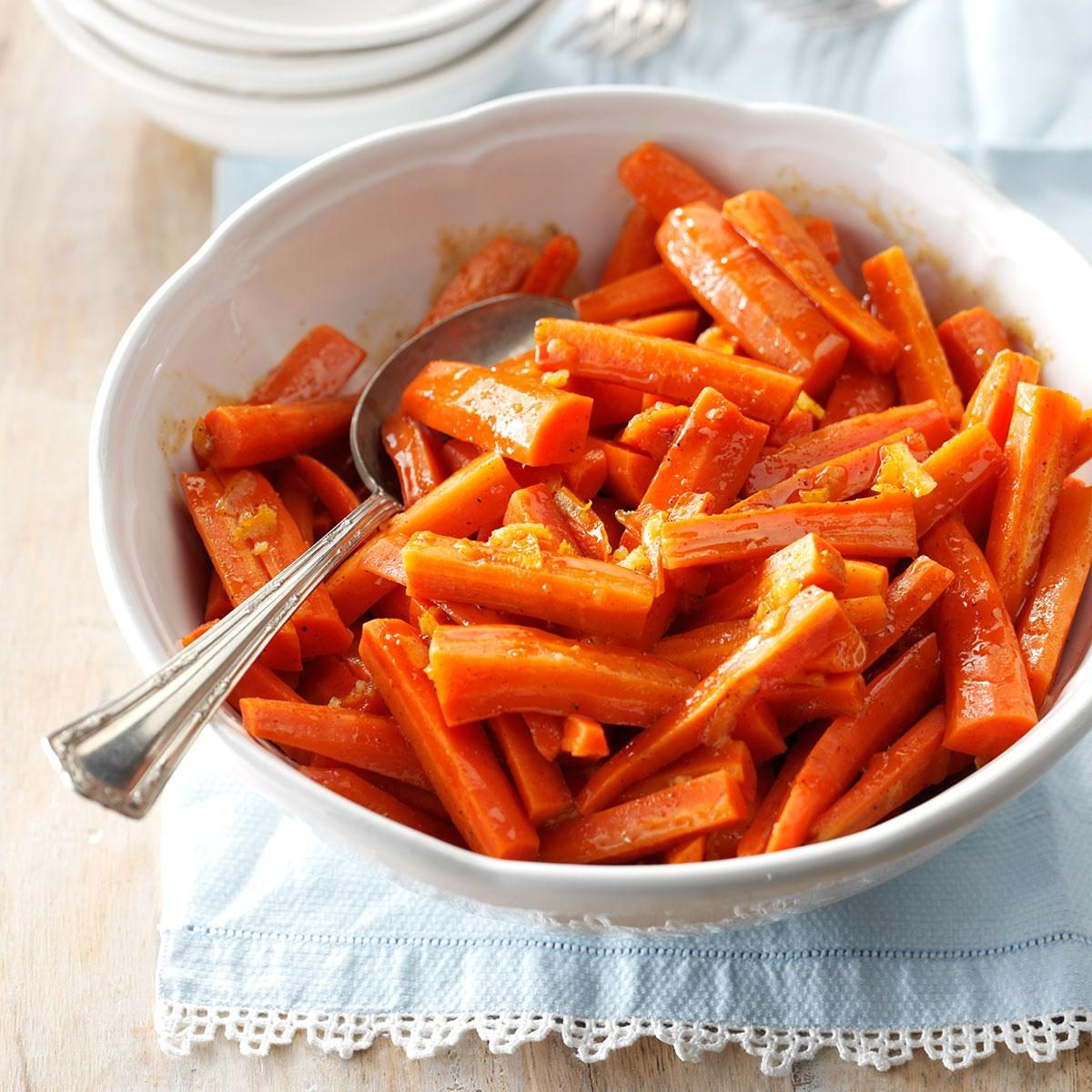 Marmalade-Glazed Carrots