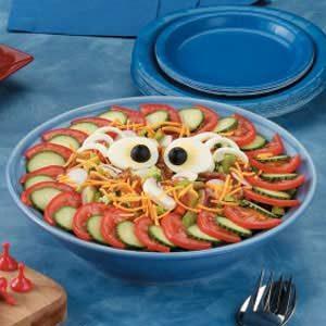 I Spy Salad