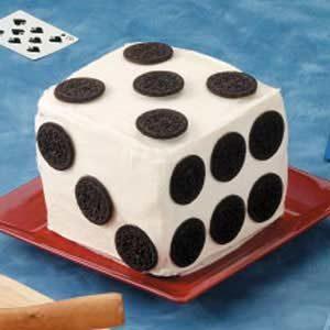 High Roller Cake