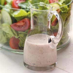 Celery Seed Salad Dressing