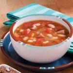 El Paso Bean Soup