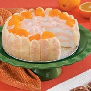 Orange Dream Torte