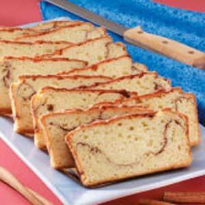 Cinnamon Loaf