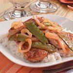 Orange-Glazed Pork Stir-Fry