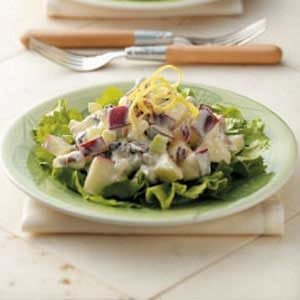Raisin Waldorf Salad