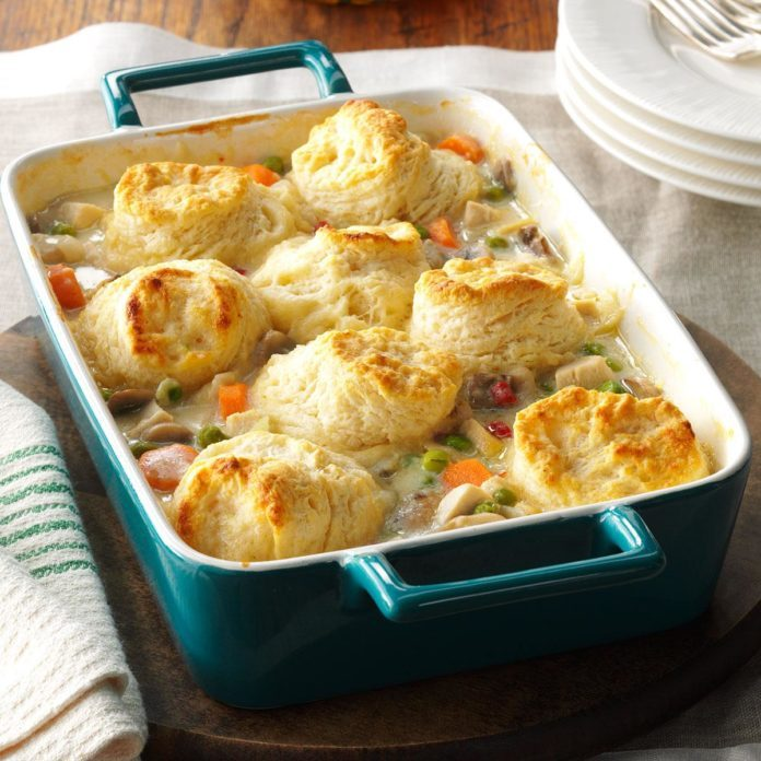 Inspired by: Chicken Potpie