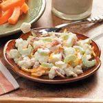 Creamy Cauliflower Salad