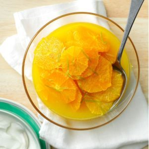 Marinated Oranges