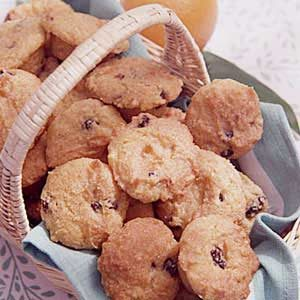 Orange Tea Muffins