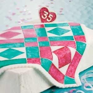 35th-Anniversary Cake