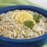 Lemony Herbed Rice