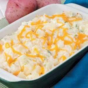 Supreme Potato Casserole