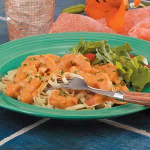 Creamy Curry Shrimp