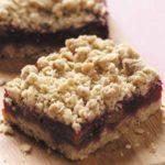 Cranberry Pecan Bars