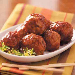 Flavorful Turkey Meatballs
