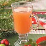 Citrus Cranberry Tea